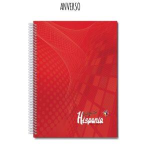 Cuaderno personalizado BASIC 75 A4