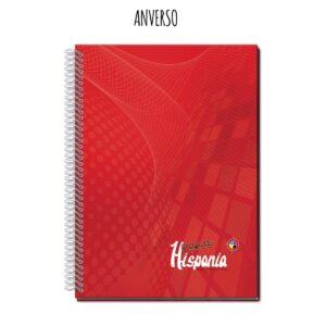 Cuaderno personalizado BASIC TD A5