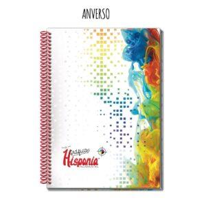 Cuaderno personalizado DELUXE TD A4